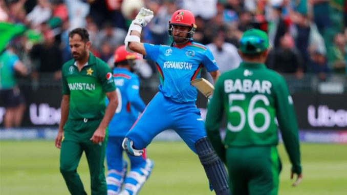 Cricket World Cup 2019 Afghanistan