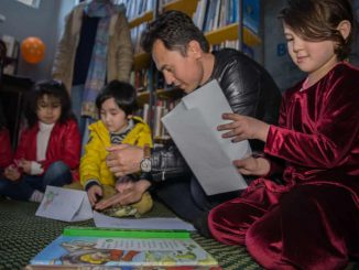 book clubs in Afghanistan 2019