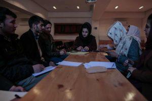 books club Afghanistan
