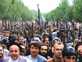 Fight against the Taliban