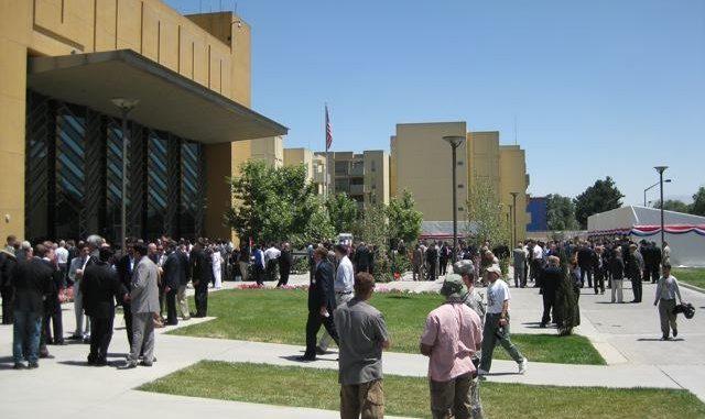 US embassy Kabul